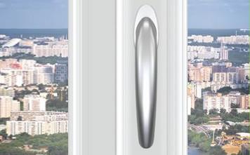 Уход за окнами ПВХ с глянцевой поверхностью