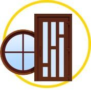 Сроки изготовления обычных окон и дверей