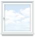 Стоимость пластикового окна с подоконником и отливом