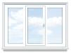 Стоимость окна с подоконником