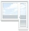 Стоимость пластикового окна в рассрочку